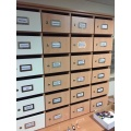 Made to Measure Office Lockable Pigeon Hole Units