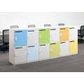 Office Hot Desking Storage Lockers