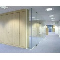 Office Storage Wall and Glass Partitions